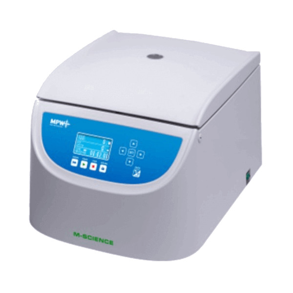 Centrífuga para microhematocrito M-SCIENCE - CCLAB