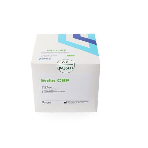 Exdia Proteína C-Reactiva 01 - CCLAB