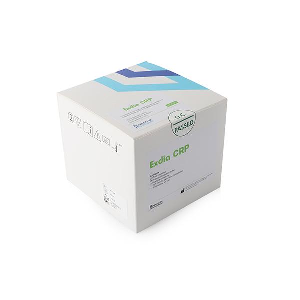 Exdia Proteína C-Reactiva 03 - CCLAB