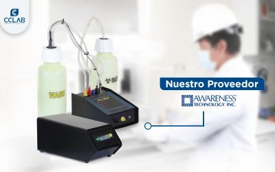 AWARENESS TECHNOLOGY líder mundial en fabricación de equipos de Laboratorio clínico y kits de diagnóstico.